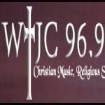 Logo da emissora WTJC 96.9 FM
