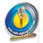 Logo da emissora Rádio Digital Gospell