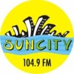 Logo da emissora Radio Suncity 104.9 FM