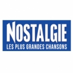 Logo da emissora Radio Nostalgie 107.6 FM