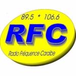 Logo da emissora Radio Fréquence Caraïbe 89.5 FM