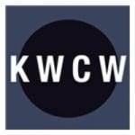 Logo da emissora KWCW 90.5 FM