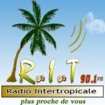 Logo da emissora Radio Intertropicale 90.1 FM