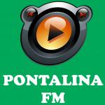 Logo da emissora Rádio Pontalina FM