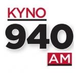 Logo da emissora KYNO 940 AM