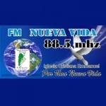 Logo da emissora Radio Nueva Vida 97.7 FM