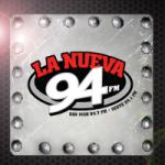 Logo da emissora Radio La Nueva 94.1 FM