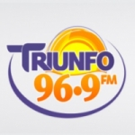 Logo da emissora Radio Triunfo 96.9 FM