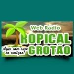 Logo da emissora Rádio Tropical Grotão
