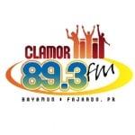 Logo da emissora Radio Clamor 89.3 FM