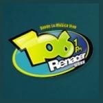 Logo da emissora Radio Renacer 106.1 FM