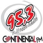 Logo da emissora Rádio Continental 95.3 FM