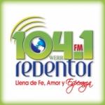 Logo da emissora Radio Redentor 104.1 FM