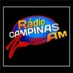 Logo da emissora Radio Campinas do Sul 1490 AM