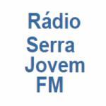 Logo da emissora Rádio Serra Jovem FM