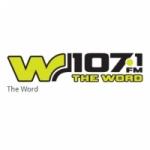 Logo da emissora Radio W 107.1 FM