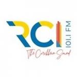 Logo da emissora Radio Caribbean 101.1 FM