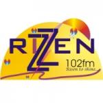 Logo da emissora Radio Rizzen 102.1 FM