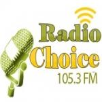 Logo da emissora Radio Choice 105.3 FM