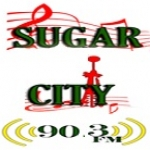 Logo da emissora Radio Sugar City 90.3 FM
