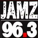 Logo da emissora WAJZ 96.3 FM