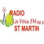 Logo da emissora La Voix 101.5 FM