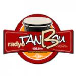 Logo da emissora Radio Tanbou 105.0 FM