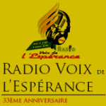 Logo da emissora Radio Voix de L'Esperance 89.7 FM