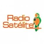 Logo da emissora Radio Satélite 104.5 FM