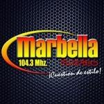 Logo da emissora Radio Marbella Stereo 104.3 FM
