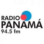 Logo da emissora Radio Panamá 94.5 FM