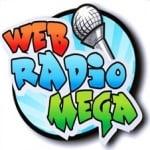 Logo da emissora Rádio Mega RJ
