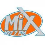 Logo da emissora Radio Mix 107.7 FM