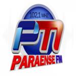 Logo da emissora Rádio Paraense 102.1 FM