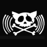 Logo da emissora Pirate Cat Radio 87.9 FM