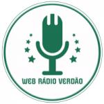 Logo da emissora Web Rádio Verdão