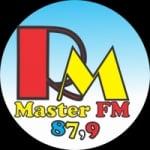 Logo da emissora Rádio Master 87.9 FM