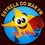 Logo da emissora Rádio Estrela do Mar 104.9 FM