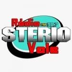 Logo da emissora Rádio Stereo Vale 98.7 FM