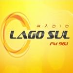 Logo da emissora Rádio Lago Sul 98.1 FM