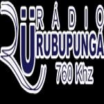 Logo da emissora Rádio Urubupunga 760 AM