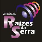 Logo da emissora Rádio Raízes da Serra