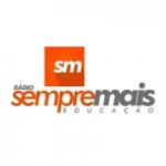 Logo da emissora Rádio Web Sempre Mais