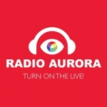 Logo da emissora Radio Aurora 100.7 FM