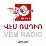 Logo da emissora Radio Vem 91.1 FM