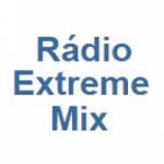 Logo da emissora Rádio Extreme Mix