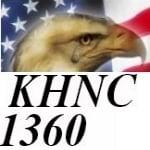 Logo da emissora Radio AFN 1360 AM