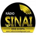 Logo da emissora Rádio Sinai Web Gospel