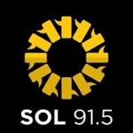 Logo da emissora Radio Sol 91.5 FM