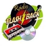 Logo da emissora Flashback Web Rádio